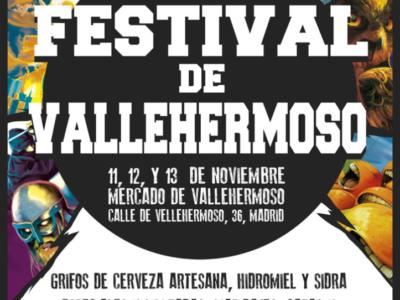 Vallehermoso Market on November 11, 12 and 13